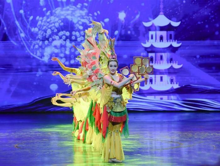 第二届海上丝绸之路国际舞蹈艺术交流周举行