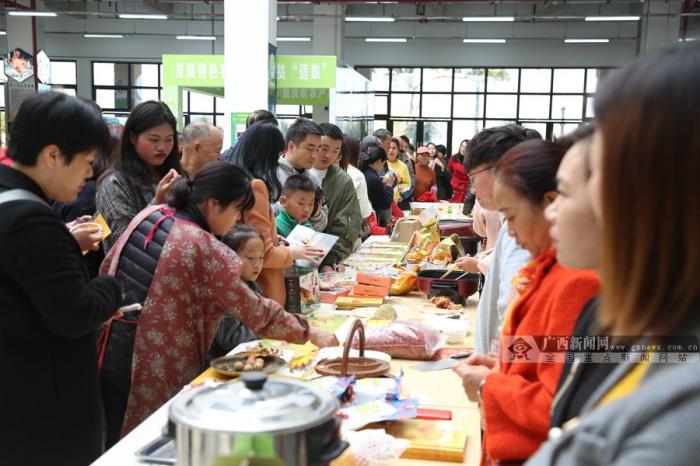 促进消费扶贫 马山黑山羊品鲜会8日在南宁举行(图)