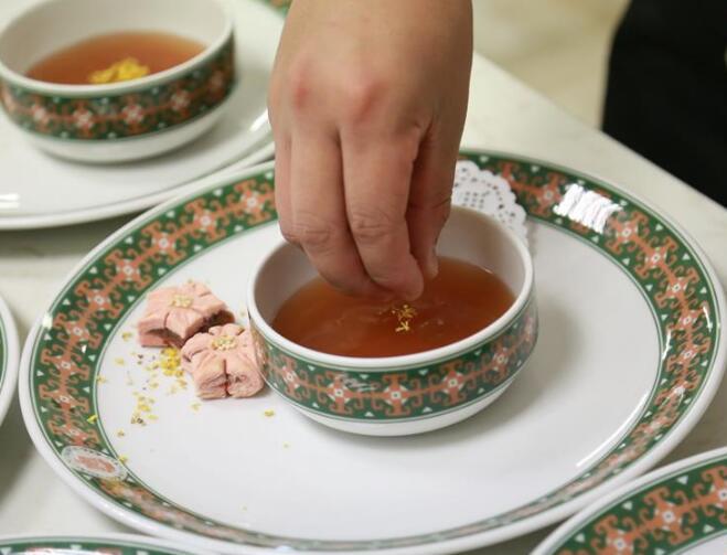 中國傳統美食亮相塞爾維亞