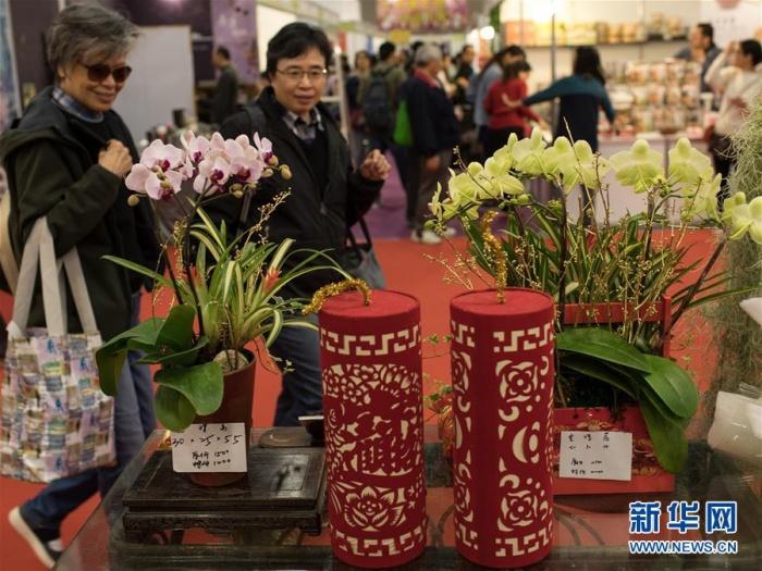 世貿年貨大展在臺北開幕