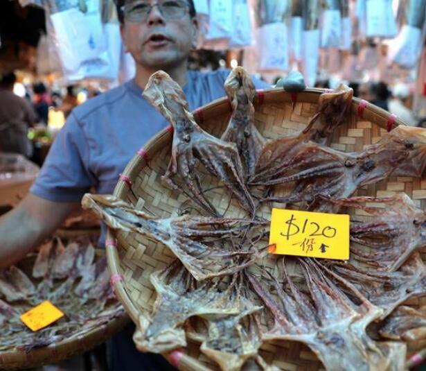 香港舉辦漁農美食嘉年華