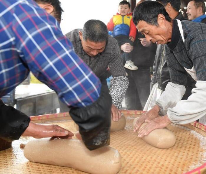 浙江湖州:鄉村熱鬧迎新春
