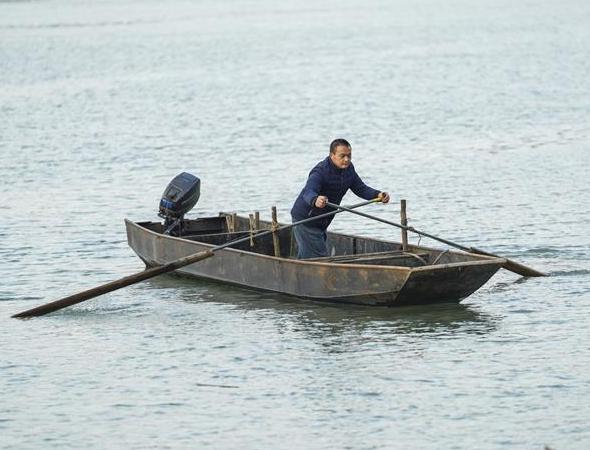 長江漁民的陸上新生活