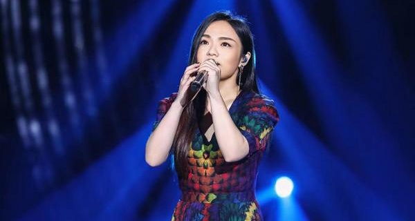 徐佳莹回归《歌手·当打之年》