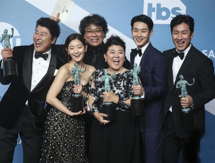 第26届美国影视演员协会奖揭晓