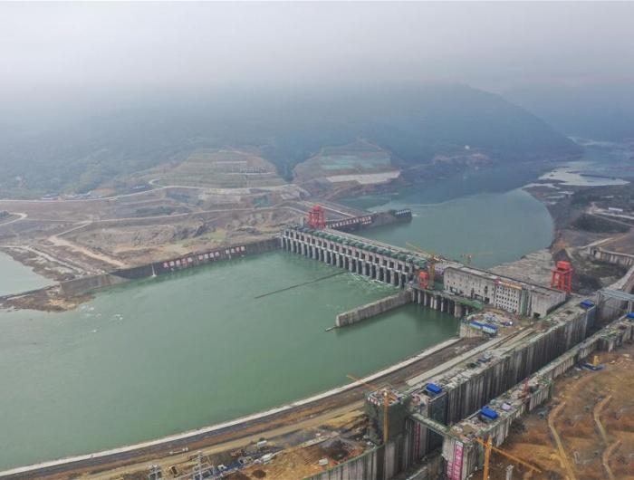 广西大藤峡:做好防疫保建设
