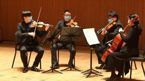 上海交响乐团推出线上演出音乐会