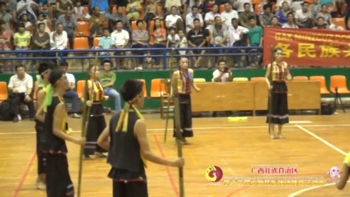广西第十三届少数民族传统体育运动会资料片各项目比赛集锦(下)3