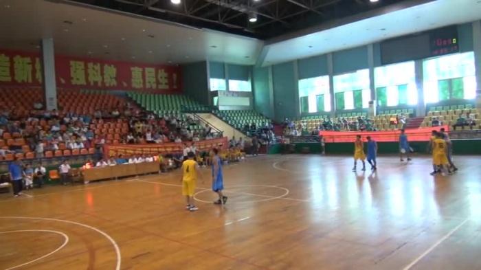 广西第十三届少数民族传统体育运动会资料片各项目比赛锦集(上)3