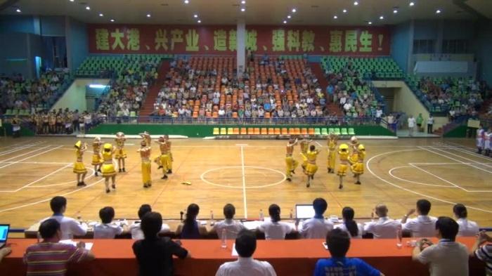 广西第十三届少数民族传统体育运动会资料片各项目比赛锦集(中)3