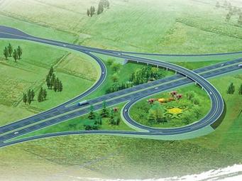 焦点图:广西集中开工十三条高速公路