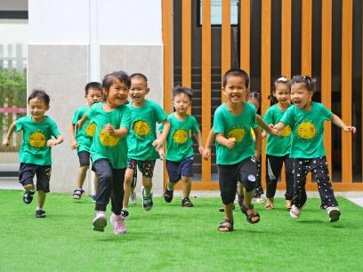 焦点图:南宁约36万名幼儿园及特殊学校师生复课