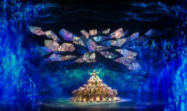 大型原创民族舞剧《花界人间》线上起舞