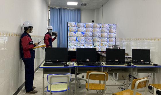 防城港:联合教育局开展考场防雷安全检查 为高考保驾护航