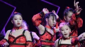 第五届海峡两岸青少年街舞大赛决赛
