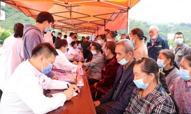 广西启动2021年健康文化宣传服务月活动