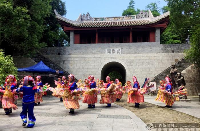 组图:南宁昆仑关民俗文化旅游活动6月下旬启动