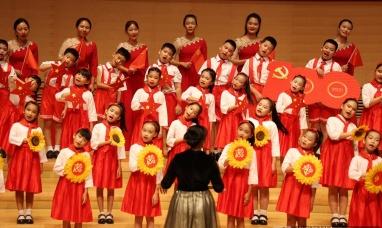 紅色歌曲大家唱 廣西文化藝術中心舉行群眾歌詠活動