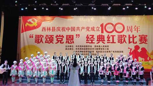 西林县多举措推进民族文化保护和传承