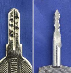 """专家教你看钥匙选门锁 选好把门""""铁将军"""""""