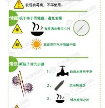 筷子超期使用或滋生霉菌诱发肝病