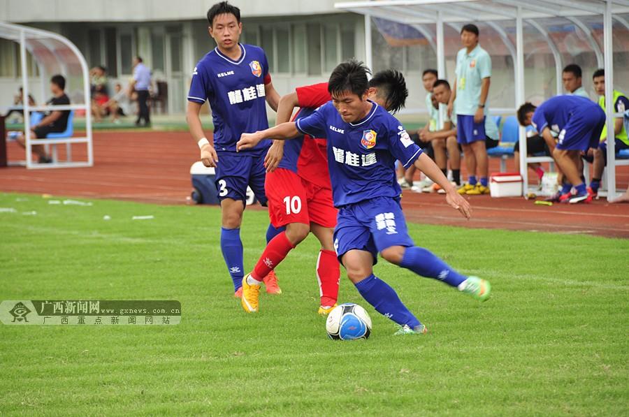 广西龙桂达主场2:0击败云南万豪 迎来今年首胜(图)