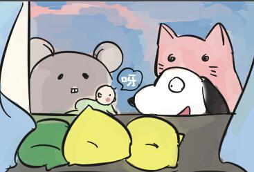 [新桂漫画]5大险境最坑孩子