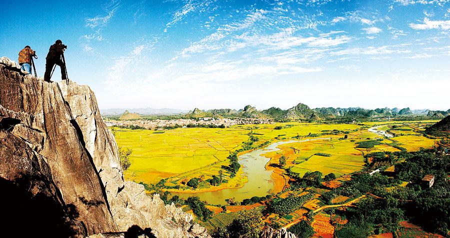 """南宁推进""""美丽广西""""乡村建设改善人居环境小记"""