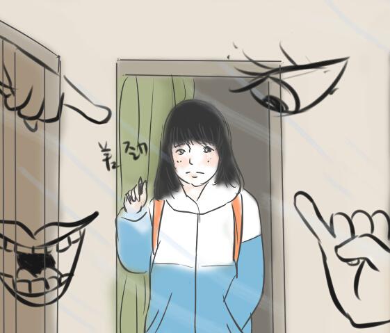 [新桂漫画]青春期女孩为何寻短见