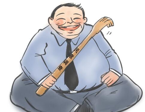 [新桂漫画]民意调查让谁满意?