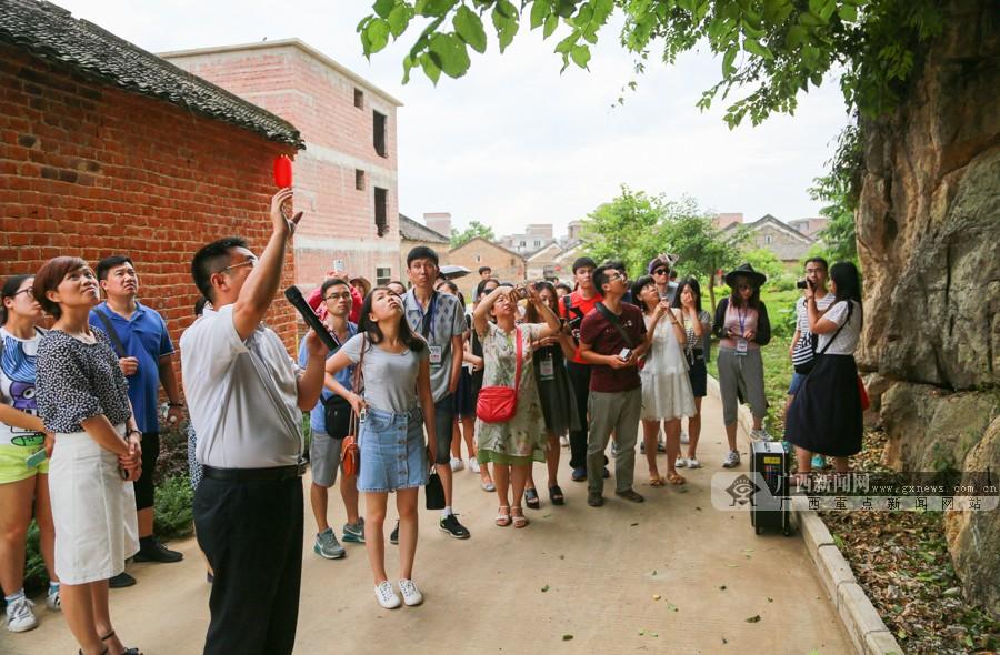 [高清]钟山县杨岩塘村:长寿之乡的生态新村