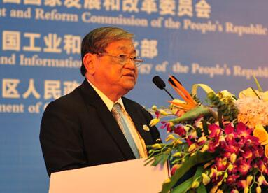 乔干那烈:柬埔寨非常支持中国政府东盟信息港建设
