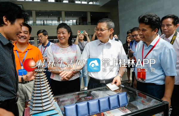 桂林博物馆新馆开馆 历史博学大门喜迎公众参观
