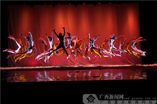 现代舞《窑变千彩》将在钦州古龙窑火祭大典上演