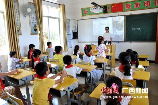 广西钦州政协履职助推教育扶贫