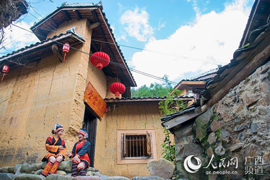 金秀:大瑶山里度假 住原生态的家