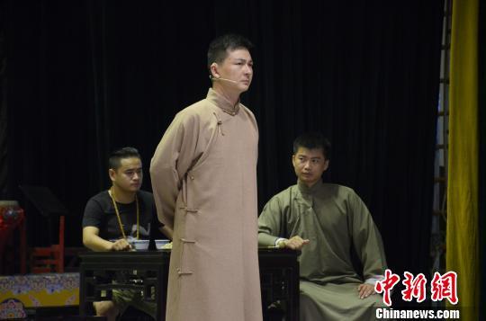 京剧鼻祖再现舞台 年轻演员成担当