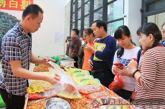 广西积极推进特色农业发展 抓住机遇寻农业合作人