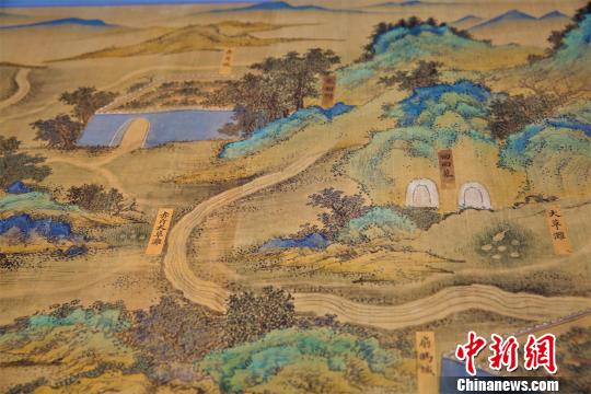 """""""一带一路""""珍贵文物入藏故宫 具有重要时代意义"""
