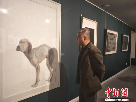 112件国家级水彩画精品东莞展出