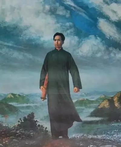 纪念毛泽东诞辰124周年:一万年太久,只争朝夕