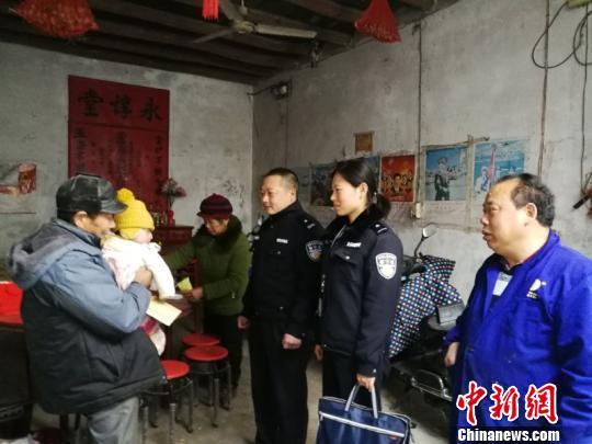 浙江武义男子车祸后身亡家属代捐器官民警捐款献爱心
