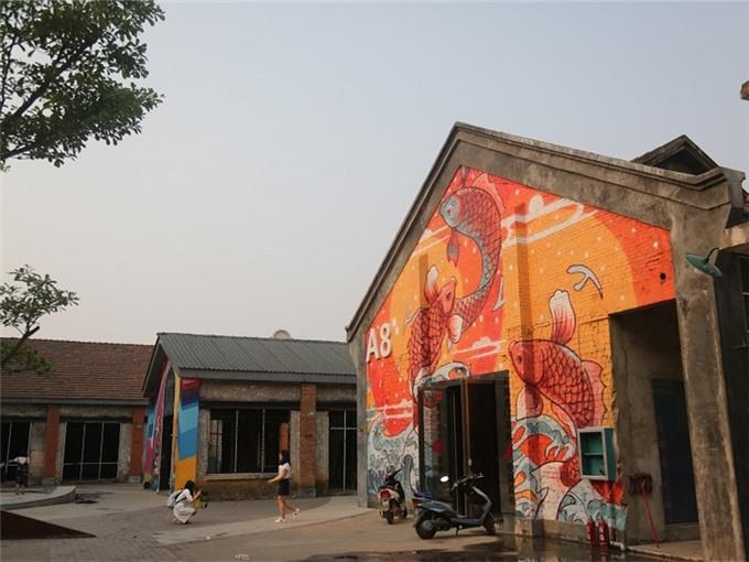 """老南宁的绢纺厂 新南宁的""""798"""""""