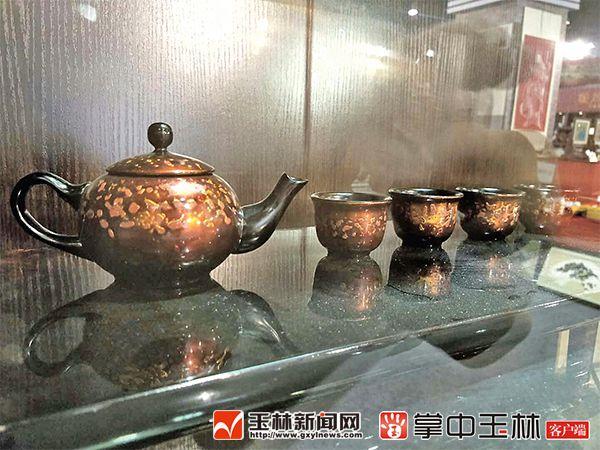 2018中国旅游商品大赛 玉林茶台获金奖