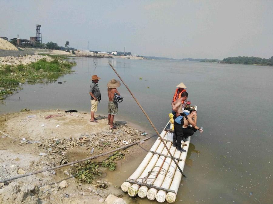 6月11日焦点图:合浦6名小学生结伴玩水3人溺水身亡