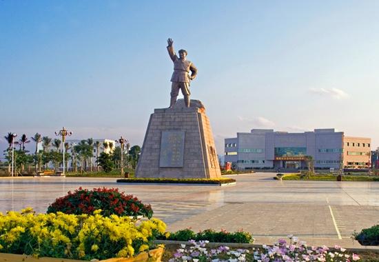 红八军纪念广场