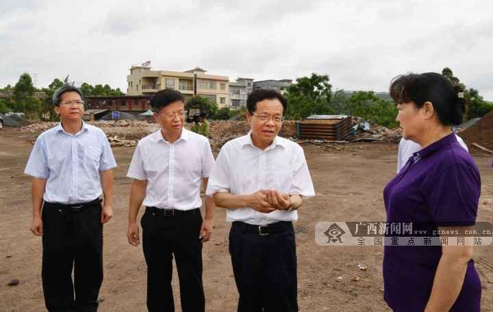 陈武:从快从严从实抓好生态环境问题整改工作