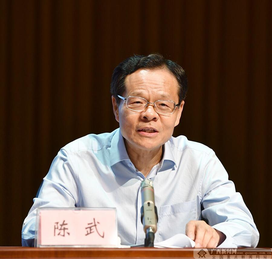陈武:坚决打赢优化营商环境这场硬仗