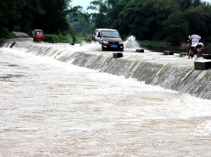 强降雨造成广西9万多人受灾