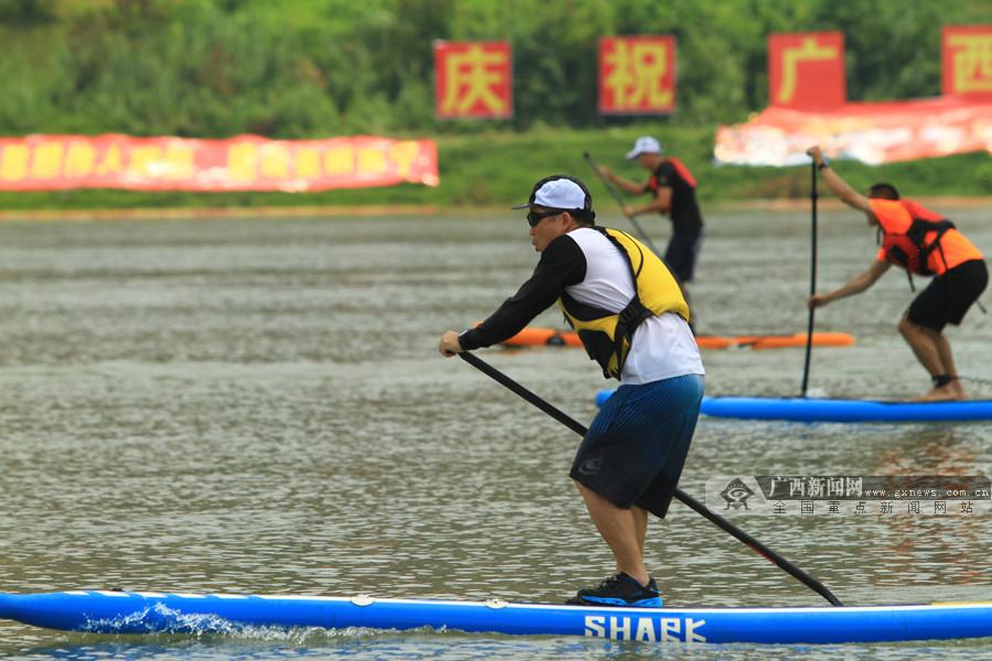 2018南宁皮划艇挑战赛落幕 桂林选手爆发豪取4冠